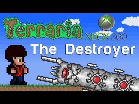 Terraria Xbox - The Destroyer [107]