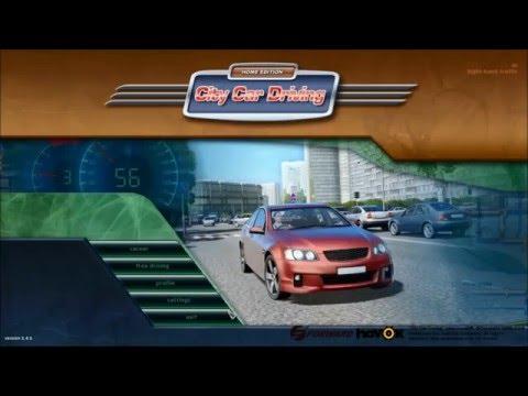 Как скачать City Car Driving 1.4.1+ Русификатор...