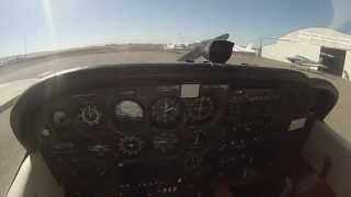 iFlying Cessna172 at Tracy Airport