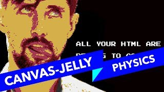 #3 ALL YOUR HTML, Canvas Jelly Effect Mp3