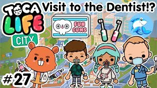 Toca Life City Visit To The Dentist 27