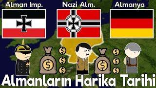 Ulan Adam Hala Süper Güç Almanya nın BÜYÜLEYİCİ Tarihi