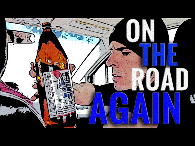 The Following Announcement - On The Road Again