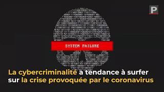 Coronavirus : demande de rançon, vol de données... les cyberattaques, l'autre virus qui se développe