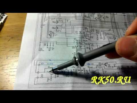 Обучение ремонту электроники на примере радиостанции 27 МГц, RK50.RU