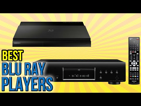 8 Best Blu Ray Players 2016