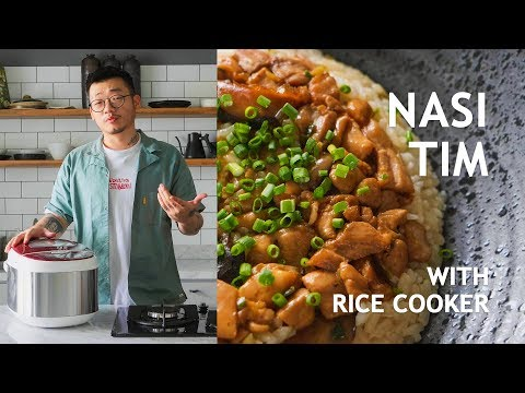 tips masak cepat nasi 5 kg untuk 50 porsi.