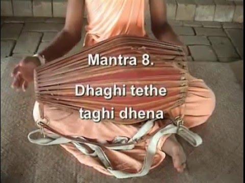 Mridanga Course - Bhaktivedanta Academy {JGHDasJPS}
