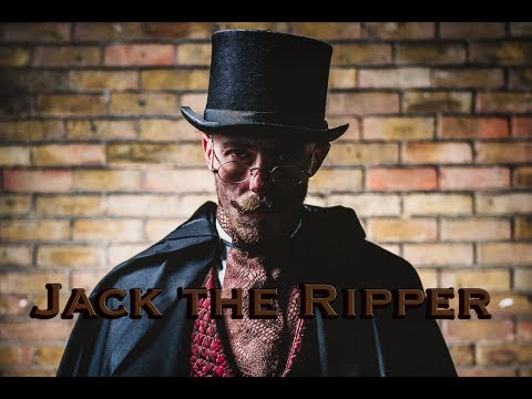 Jack the Ripper- cinematic photo shoot on the streets of White Chapel, London using Rotolight Aeos
