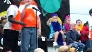 Alyssa's 3rd Grade Play -