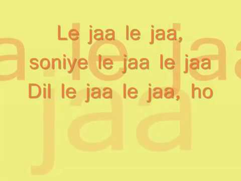 Bole Chudiyan with Lyrics in Hindi  ...