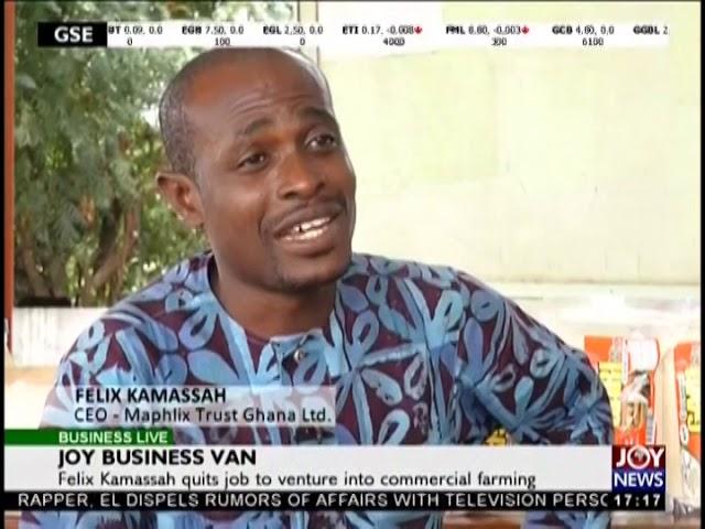 Business Live on JoyNews (12-12-18)