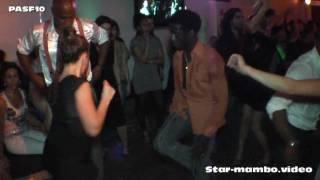 Paris Afro Salsa Festival 2010 - Mouaze & Camela - Sandrine & Ashok
