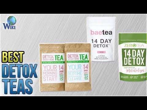 10 Best Detox Teas 2018