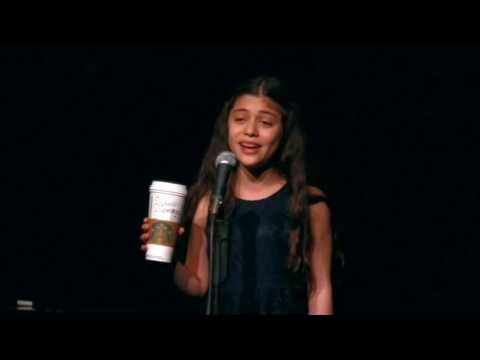 A Class Act NY Presents WHEN I GROW UP CABARET: Stephanie Ticas singing