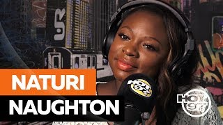Naturi Naughton Opens Up Bailon's Apology, Lil Kim, & Power