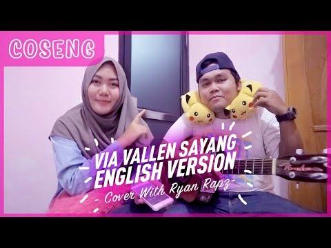 VIA VALLEN - SAYANG ENGLISH VERSION Cover By Nicki Taboo feat. Ryan Rapz #COSENG