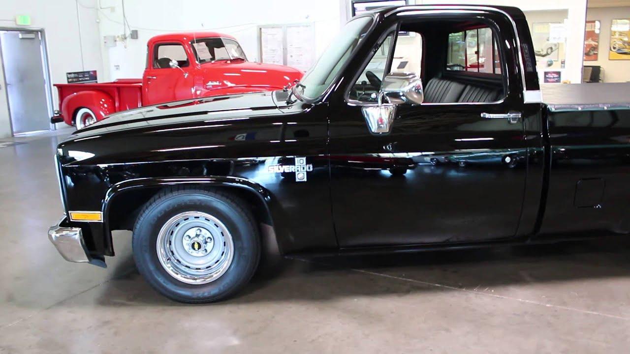 77 Chevy Truck >> 1975 Chevrolet C10 B11016 - YouTube