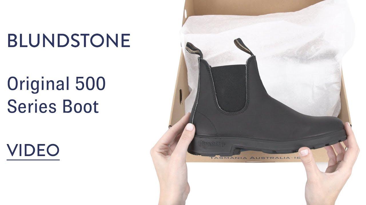 ba5823a970b Original 500 Series Boot