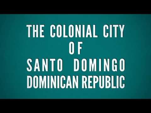 The Colonial City of Santo Domingo, Dominican Republic with @DownshiftingPRO