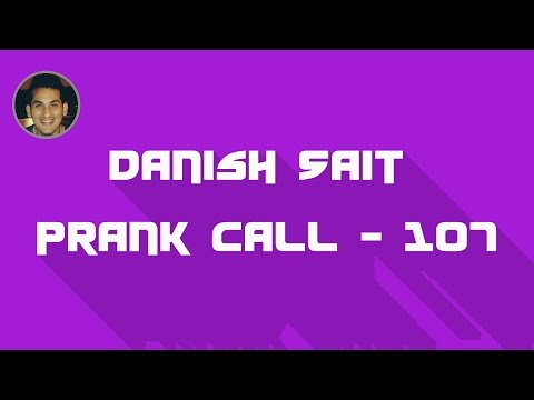 Your WiFe Is My WiFe - Danish Sait Prank Call 107