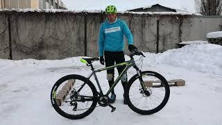 Обзор велосипеда Kinetic Storm 27,5 2019