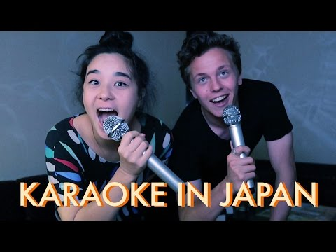 VLOG 16 | MY FIRST KARAOKE (OSAKA CITY)