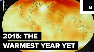 2015 is the Warmest Year on Record