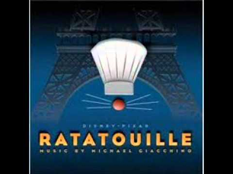Ratatouille Soundtrack-18 The Paper Chase