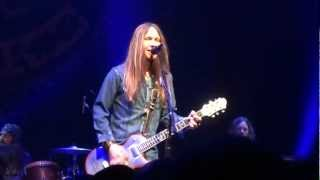 Blackberry Smoke: Lucky Seven, The Fillmore Silver Spring, MD 2/8/13