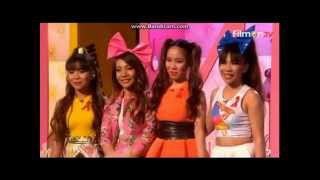 4th Impact sings Fancy and Rich Girl on X Factor UK 2015 Liv...