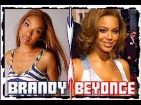 Beyonce & Brandy - Slow Love Remix New 2009