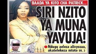 """EXCLUSIVE: Mama mkwe wa 'MUNA' kapasua Jipu! """"Kweli ana Mtoto"""""""