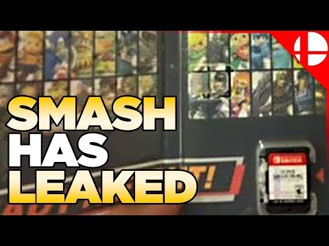 Smash Ultimate has Leaked