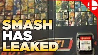 Smash Ultimate has Leaked
