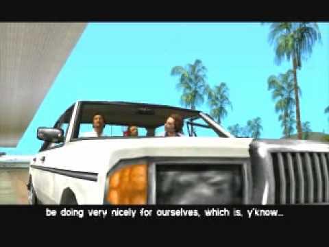 GTA: Vice City - PC - Game Intro.