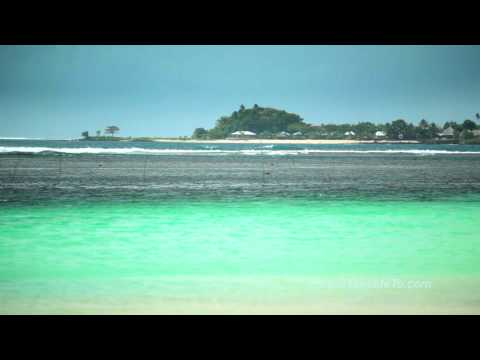 Tanu Beach Fales, Savaii, Samoa (1080HD)
