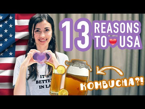 13 Reasons Why I Moved to the USA  🇺🇸