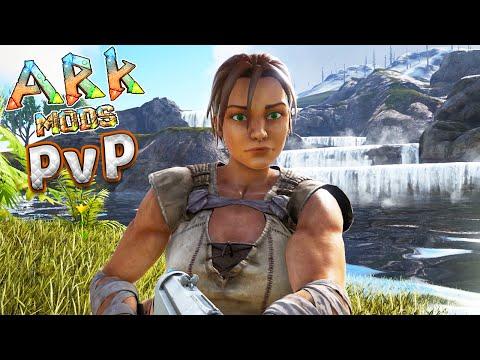 Ark Survival Evolved PVP c MODS 1 - VENHA JOGAR COM A GENTE NO SERVER