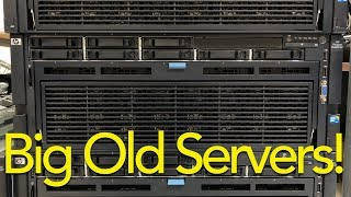 Download Let's Look At Some Big, Expensive Old Servers! Mp3 and Videos