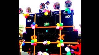 Dx Adra new Comption dj song made by dj pratik MX adra