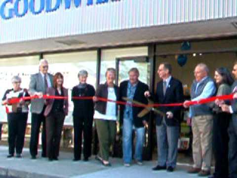 Goodwill Santa Cruz, Monterey & San Luis Obispo, CA. Capitola Ribbon Cutting