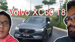 Volvo XC60 T8 Review