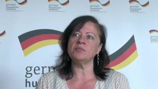 #CSRhumanitär: Grußwort von Schirmherrin Frau Dr. Bärbel Kofler