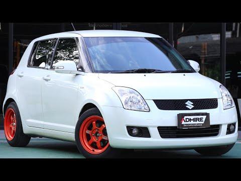 รถมือสอง SUZUKI SWIFT 1.5 GL A/T ปี 2011
