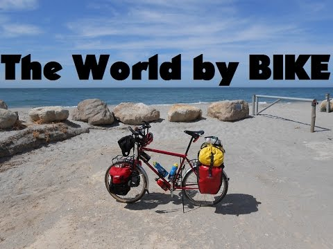 Cycling Around the World in 47 Minutes