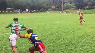 Delta Rugby juvenil x SPAC MA