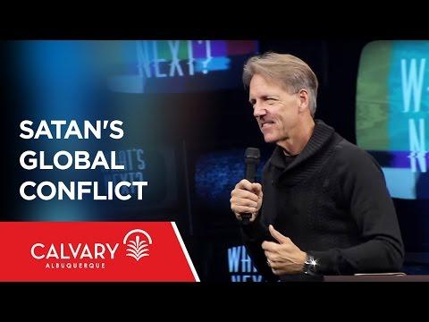 Satan's Global Conflict - Revelation 12:7-17 - Skip Heitzig
