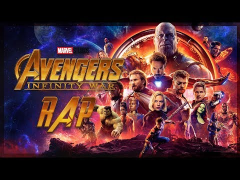 AVENGERS: INFINITY WAR RAP - La Guerra del Infinito | Keyblade