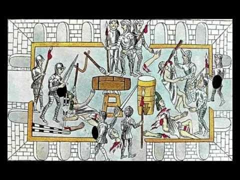 Lorenzo Ferrero - La matanza del Templo Mayor